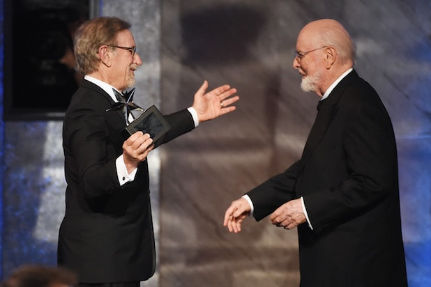 Steven Spielberg John Williams