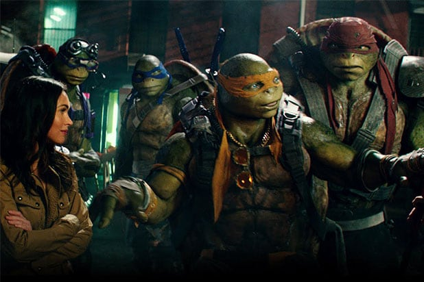 Teenage Mutant Ninja Turtles Out of Shadows