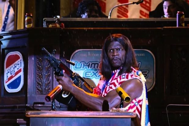 Terry Crews Idiocracy Camacho Donald Trump Ads 2