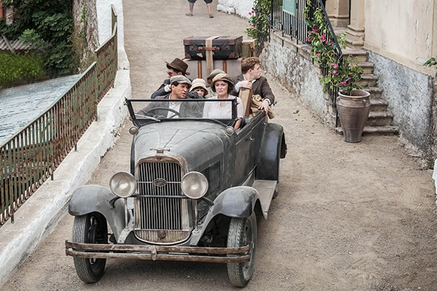 The Durrells on Corfu