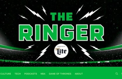 The Ringer logo Bill Simmons
