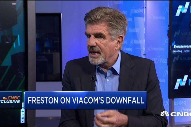 Tom Freston
