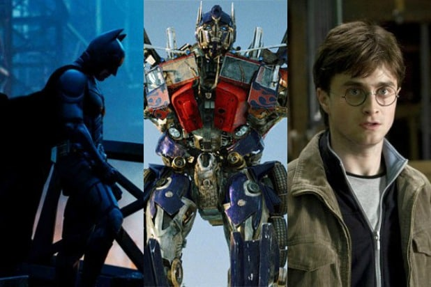 Top 10 Highest Grossing Summer Movies