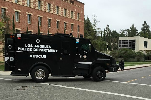 UCLA LAPD