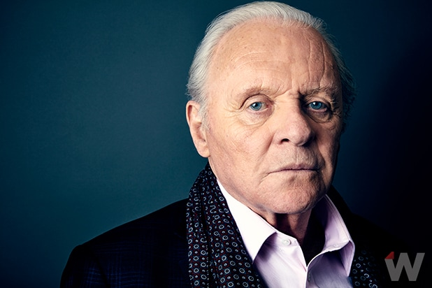 'The Dresser' Star Anthony Hopkins Exclusive Portraits ... Anthony Hopkins