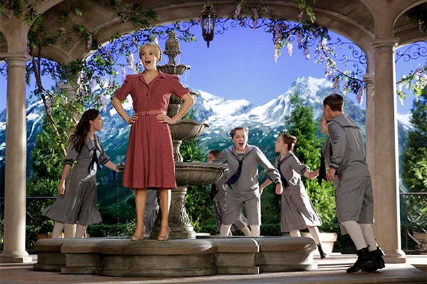 Carrie Underwood in The Sound of Music Live