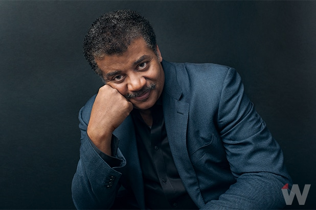 neil degrasse tyson young