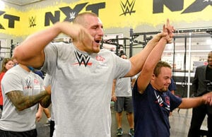 Mojo Rawley WWE and Special Olympics