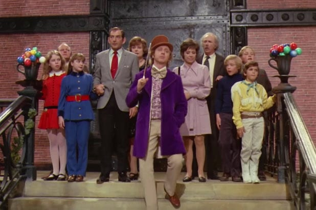 Willy Wonka and the Chocolate Factory Roald dahl