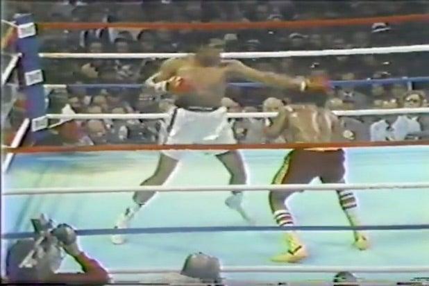 Muhammad Ali vs Leon Spinks 1978