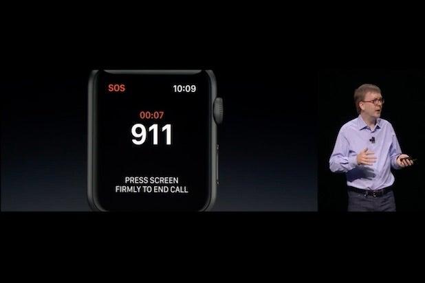 Apple Watch emergency update