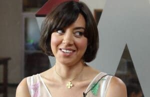 Aubrey Plaza Dishes on Costar's secrets
