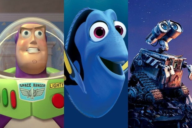 Top 40 Pixar Characters From Toy Story To Finding Dory