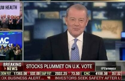 Stuart Varney, Fox Business Network