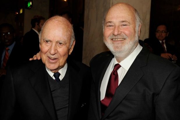 carl and rob reiner tag team for trump twitter takedown