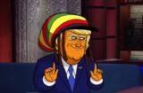cartoon donald trump late show