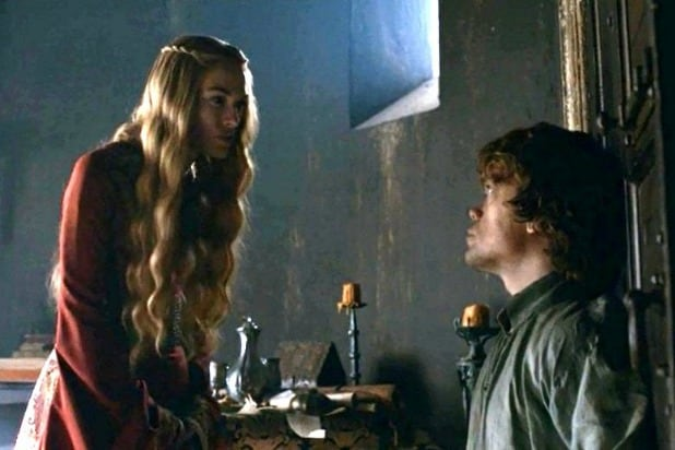 cersei and tyrion game of thrones