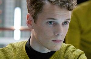 Anton Yelchin Chekov Star Trek Beyond