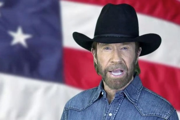 Chuck Norris Claims MRI Chemical Poisoned His Wife