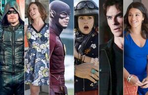 CW Premiere Dates