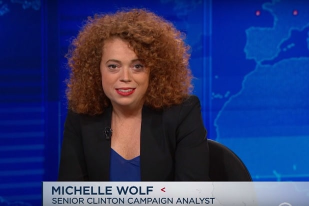 daily show michelle wolf