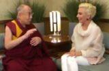 Dalai Lama Lady Gaga