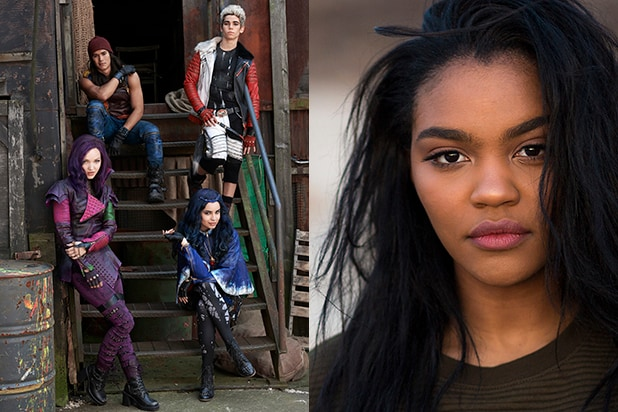 Descendants Sequel Adds China Anne Mcclain