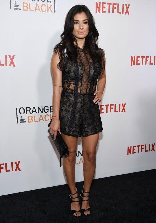Alysia reiner orange is the new black extended sex scene - 4 1