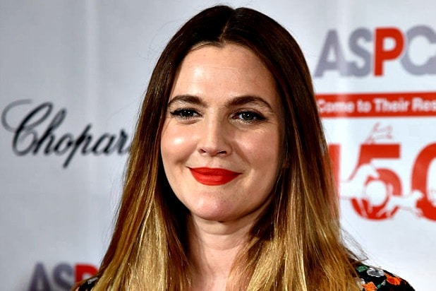 Drew Barrymore Eyed for Syndicated Talk Show in 2017 Drew Barrymore