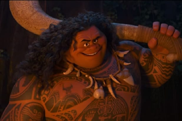 dwayne the rock johnson moana