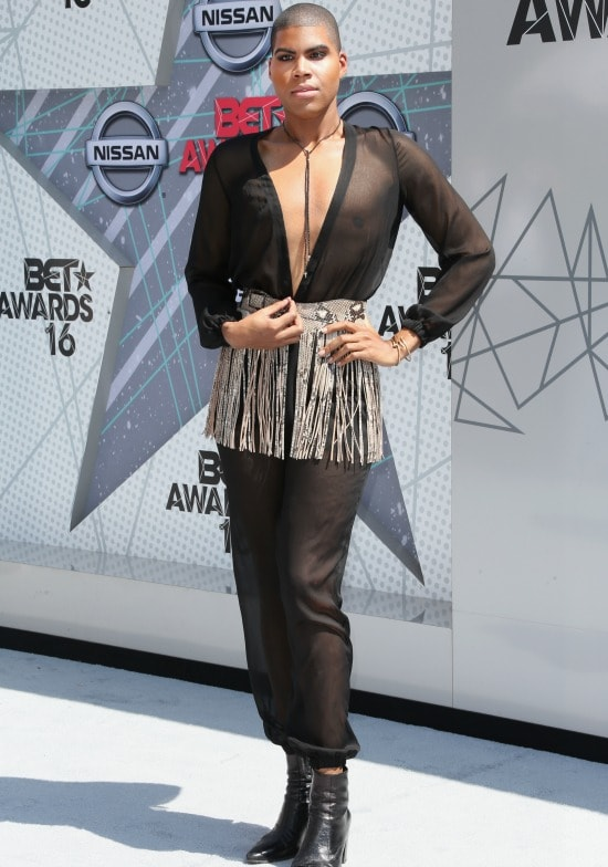 ej johnson 2016 bet awards