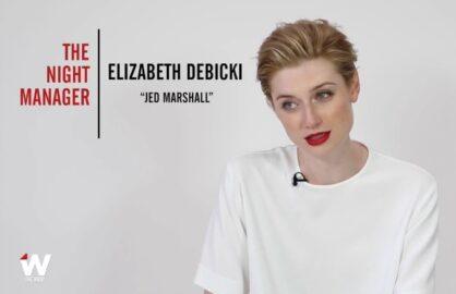 elizabeth debicki night manager