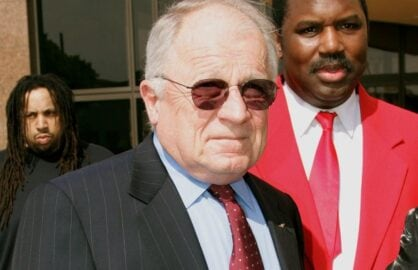 O.J. Simpson lawyer F. Lee Bailey