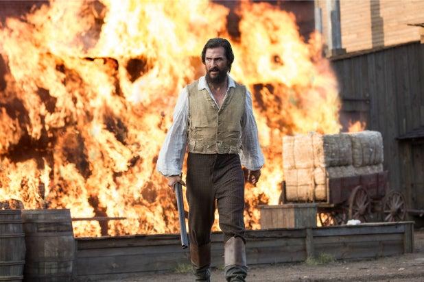 free state of jones McConaughey