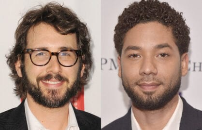josh groban jussie smollett live with kelly