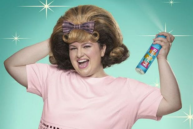 Watch 'Hairspray Live's Tracy Turnblad find out she won the part