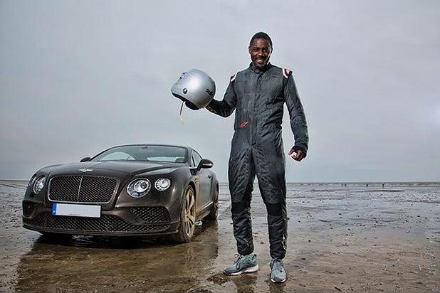 Idris Elba No Limits