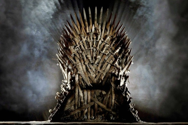 iron throne game of thrones