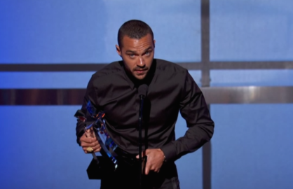 jesse williams bet awards speech humanitarian award