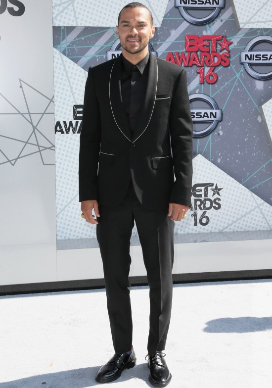 jesse williams 2016 bet awards