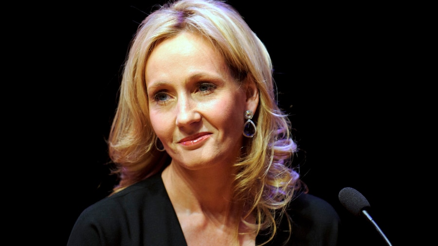 JK Rowling In Conversation