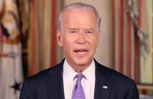 Joe Biden 2016 Logo Trailblazers