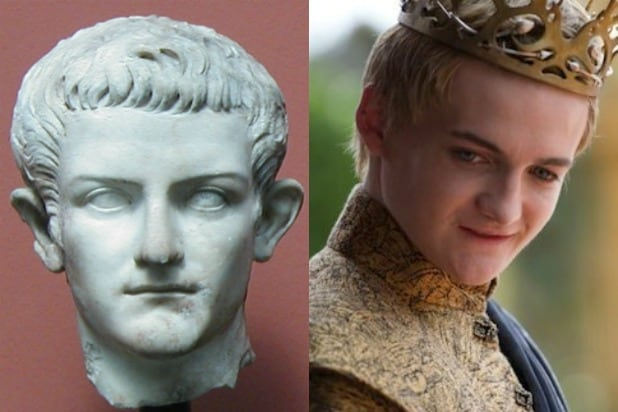 joffrey caligula game of thrones