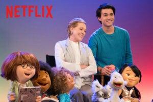 Julie Andrews Netflix