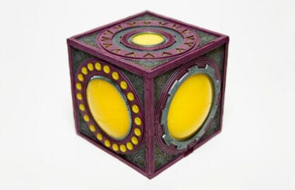 justice league mother box