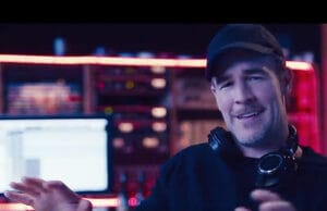 James Van Der Beek Diplo