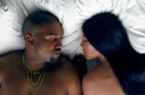 Kanye West Kim Kardashian Famous music video