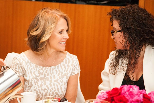 Katie Couric at TheWraps Power Women Breakfast