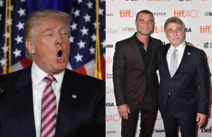 Trump v Marty Baron