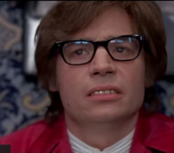 Austin Powers Modern Trailer